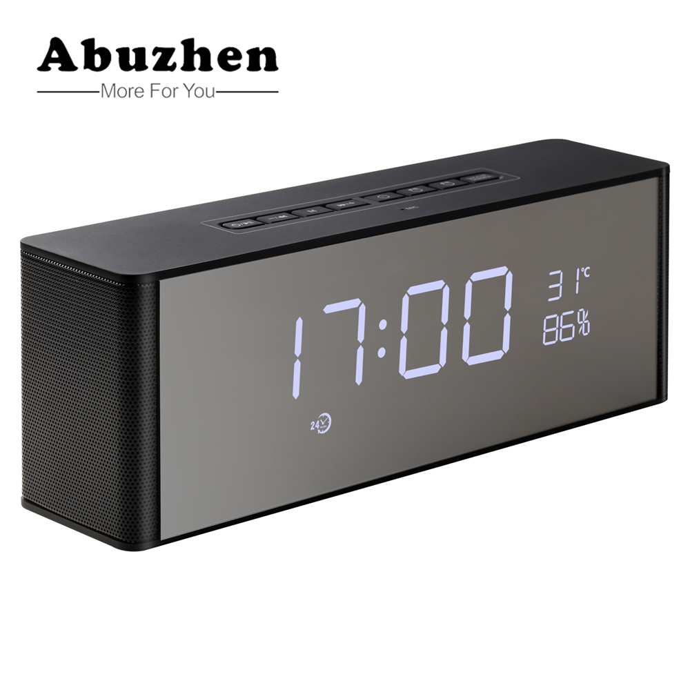 abuzhen enceinte speaker bluetooth speaker portable. Black Bedroom Furniture Sets. Home Design Ideas
