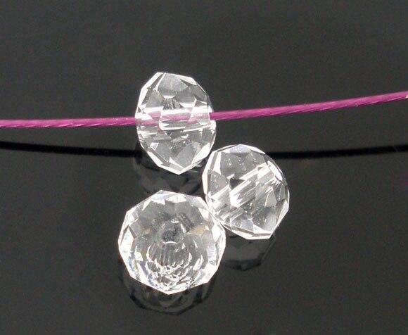 Brand New Free shipping 300pcs swarovski Crystal 4mm 5040# Flat Shape Beads