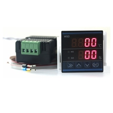 On sale Digital Temperature and Humidity Controller Moduel AC 110V 220V with Sensor Thermostat TDK0348LA For Incubator LED Intelligent