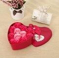 1 pcs 11.5CM Valentine's Day Rose Flower Soap Love Creative Valentine Gift