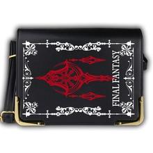 Final Fantasy Messenger Bag