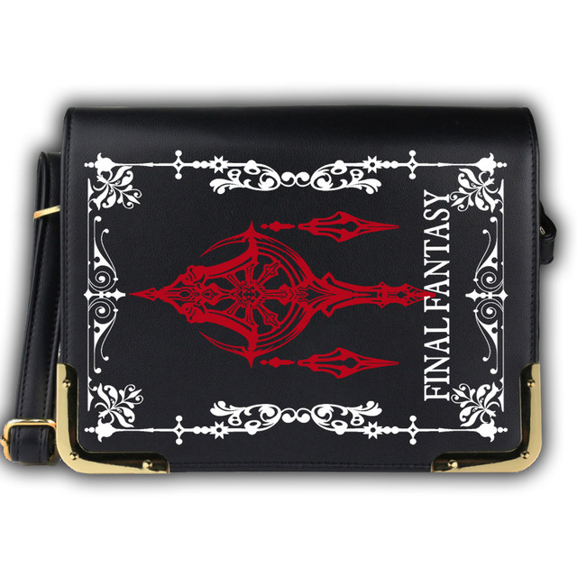 Final Fantasy Messenger Bag