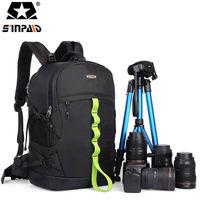 Photo Camera SLR Camera Waterproof Bag Travel Bag Shoulder Camera Bag Camera Portable Case DSLR Photo