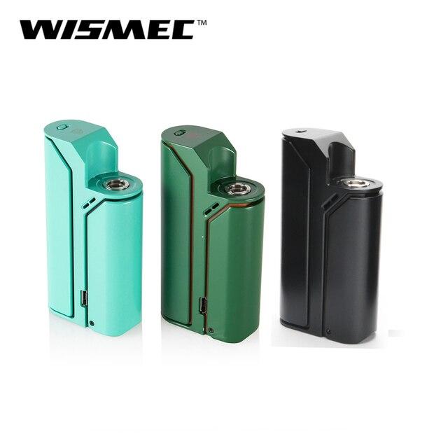 Просвет оригинальный Выход 75 Вт wismec Рел RX75 mod поле mod kit 18650 Батарея не включены VAPE mod электронная cigaette