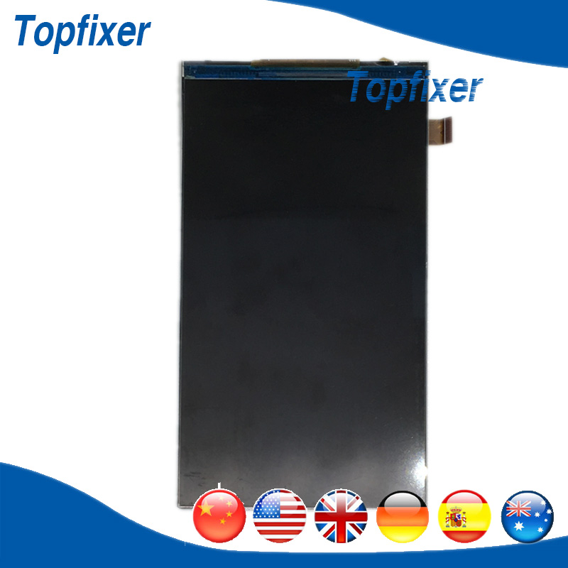 Flex Number LCD For China Clone Samsung Note 4 N910 F551238VC LCD Screen Display Replacement 1PC/Lot