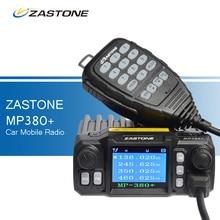 Zastone MP380 плюс автомобиль рации УКВ/UHF Quad-ожидания MP380 машины Радио Связь двухстороннее Радио трансивер станции