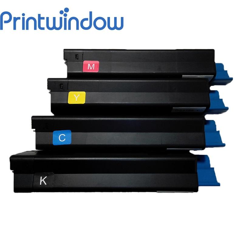 Cartouche de Toner Compatible Printwindow pour OKI 5300/5300DN/5400N/5400DN/5400/5400DTN/5400TNCartouche de Toner Compatible Printwindow pour OKI 5300/5300DN/5400N/5400DN/5400/5400DTN/5400TN