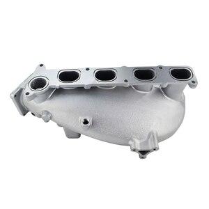 Image 4 - PQY новый впускной коллектор для Mazda 3 MZR для Ford Focus, двигатель Duratec 2,0/2,3 двигатель литой алюминиевый впускной коллектор PQY IM49SL