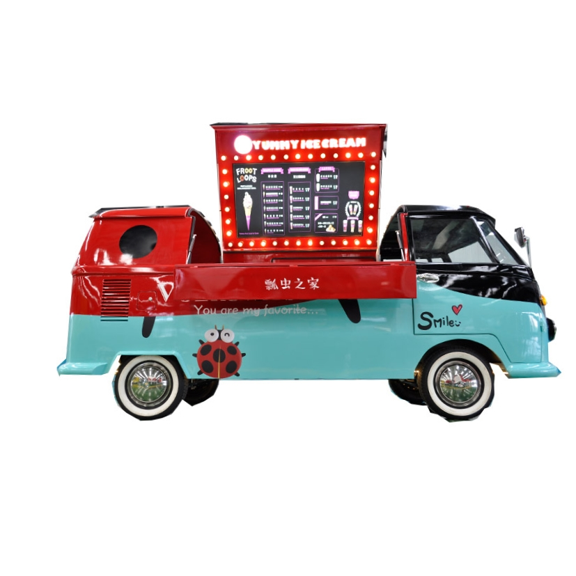 Hot sale mobile food cart electric power mobile food truck food trailer for sale|Food Processors| |  - title=