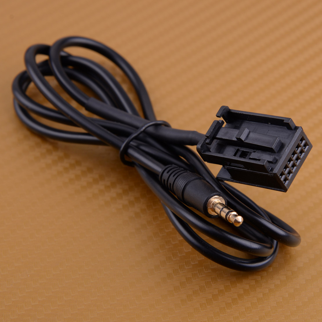beler 12 pin <font><b>6000CD</b></font> Input Adapter Cable Lead stereo Radio <font><b>MP3</b></font> 3.5mm AUX Jack Interface Fit for Vauxhall CD30 CDC40 CD70 NAVI image