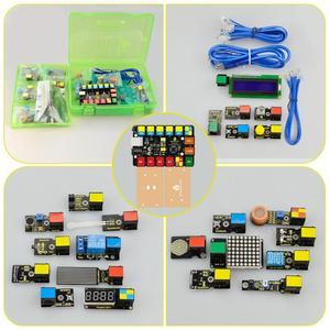 Image 4 - Keyestudio EASY PLUG RJ11 Super Starter  Learning Kit For Arduino STEM EDU/Compatible With Mixly  Block Coding