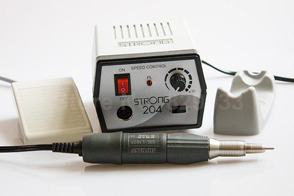 Gratis Verzending 35 K RPM Elektrische Manicure Pedicure Nagelvijl - Nagel kunst - Foto 4