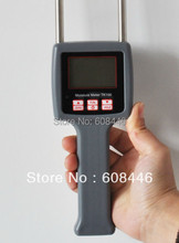 professional Moisture tester Meter LCD digital TK100 F Grains,chemical raw material, Hay,Straw, Bran fibre materials Range 0-60%