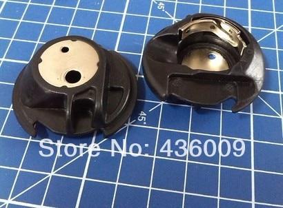 Piezas de costura domésticas Janome modelo 4618 caja de bobina 627569003/627569106 caja de bobina para Janome