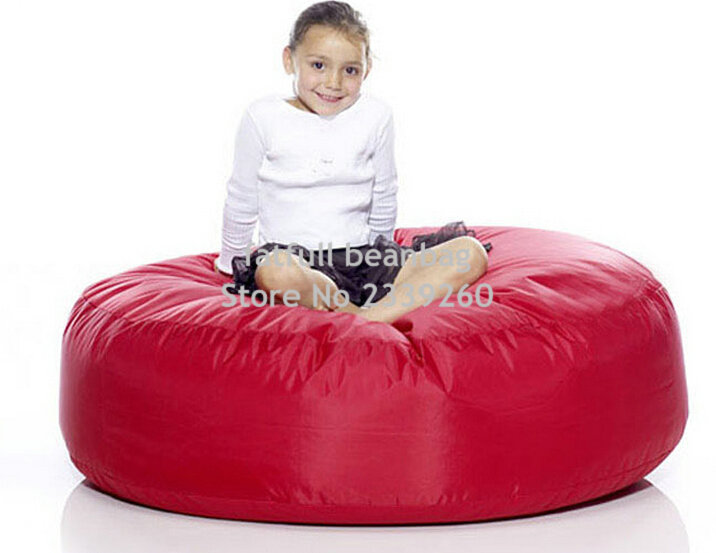 Cover only no filler waterproof beanbag lounger chair - How to decorate living room with bean bags ...