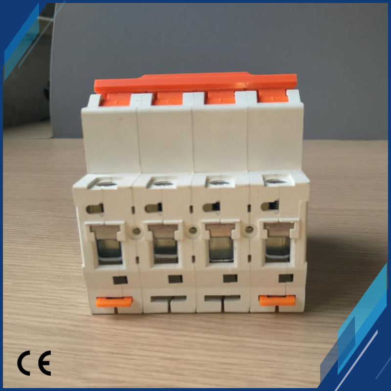 top quality low price free ship 40A 440V small circuit breaker 4P with 10000A high breaking capability short circuit protectiontop quality low price free ship 40A 440V small circuit breaker 4P with 10000A high breaking capability short circuit protection