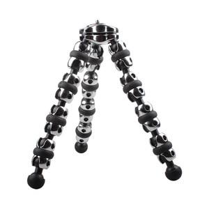 Image 5 - L حوامل كاميرا كبيرة تحميل 3 كجم Gorillapod Monopod مرنة المحولات ترايبود السفر الصغير في الهواء الطلق DSLRs كاميرات رقمية Hoders