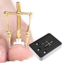 BellyLady Ingrown Toe Nail Correction Tool Fixer Recover Toe Paronychia Nail Brace Tools Ingrown Toenails Pedicure Tool