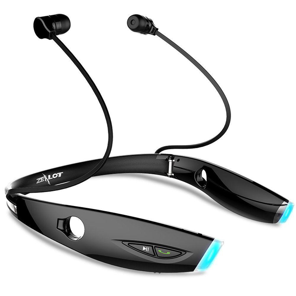 Zealots H1 Fold sweatproof Wireless Headphones Bluetooth Headset Bluetooth Earphone fone de ouvido hands free For Mobile Phone