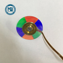 new projector color wheel for toshiba 62MX196 17S449B012 projector 6 segement 55mm