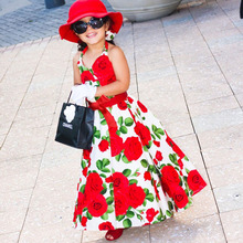 Baby Girls Dresses Summer Costume For Kids Clothing Brand Children Party Dresses Girls Clothes Princess Dress Children Vestidos