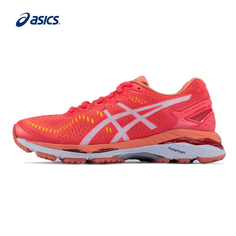 ASICS GEL KAYANO 23 Female Classics  Run Sneakers Women Anti-Slippery Hard-Wearing Breathable Walking Athletic Shoes T697N-2001