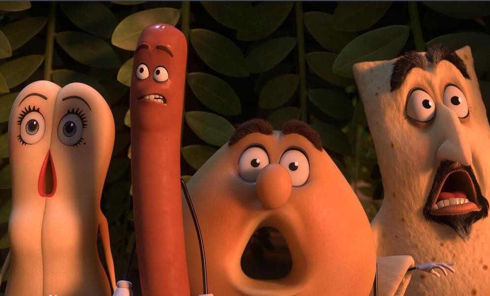 Аниме мультфильм sausage Party кекс украшения выпечки инструмент Шоколад формы силиконовые формы для помадки Изомальт конфеты глины
