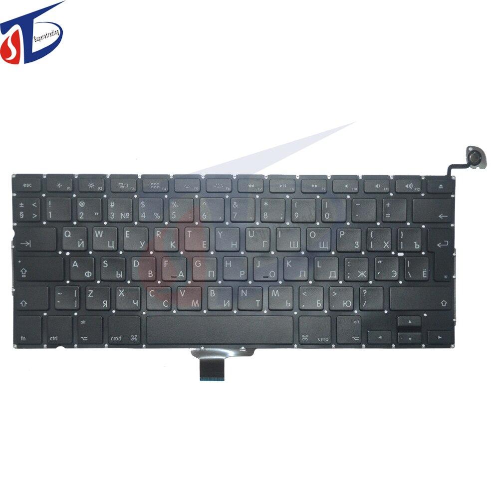 nieuwe perfect voor macbook pro 13 inch A1278 Rusland Russische RU - Notebook accessoires