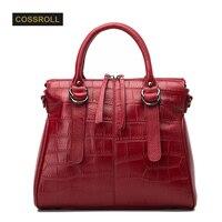 2017 Luxury Fashion Famous Brand Designer Genuine Leather Women Handbag Bag Ladies Satchel Messenger Tote Bags