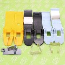 Pediatric or Adult ECG EKG clip of accessories