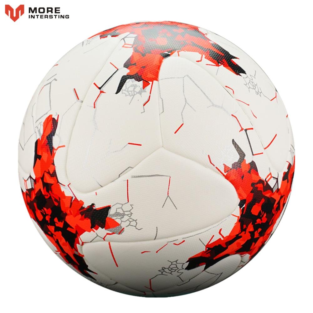 2018 Russian Premier Soccer Ball Official Size 5 Football