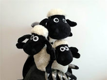 Plush Sheep Golf Head Cover For Driver Fairway Woods Hybrids 135UT Outdoor Sport Plush Golf Clubs Headcovers(China)