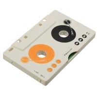 Lo nuevo V intage Coche Adaptador de Cassette Tape SD MMC Reproductor de MP3 Con Control Remoto