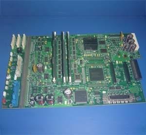 C6090-60317 HP DesignJet 5000 5000PS 5000UV Main logic PC board Used