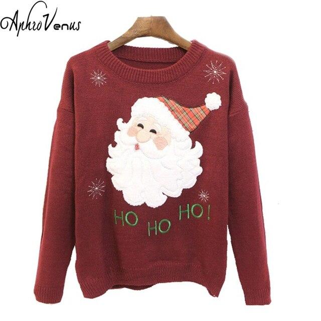 Santa Claus Christmas Jumper Christmas jumpers Snowflake d7680784e418