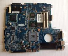 For dell vostro 1510 v1510 LA-4121P laptop Motherboard/mainboard for intel cpu with 4 video chips non-integrated graphics card