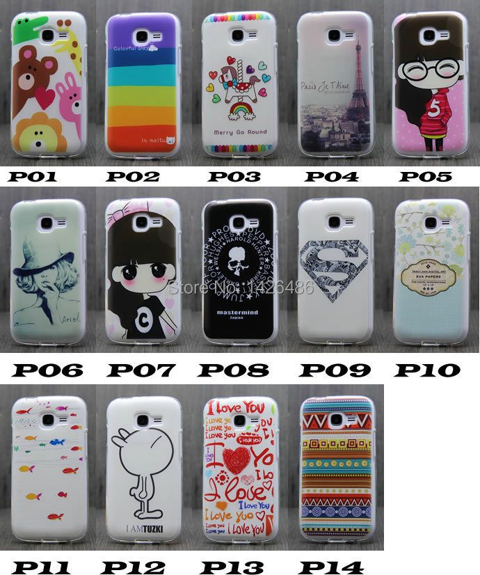 wholesale dealer 3adad 67a74 US $3.12 |Soft Silicon TPU Back Cover Case For Samsung Galaxy Star Pro  S7262 S7278 i679 Girl Skull Flowers Lover Protector on Aliexpress.com |  Alibaba ...