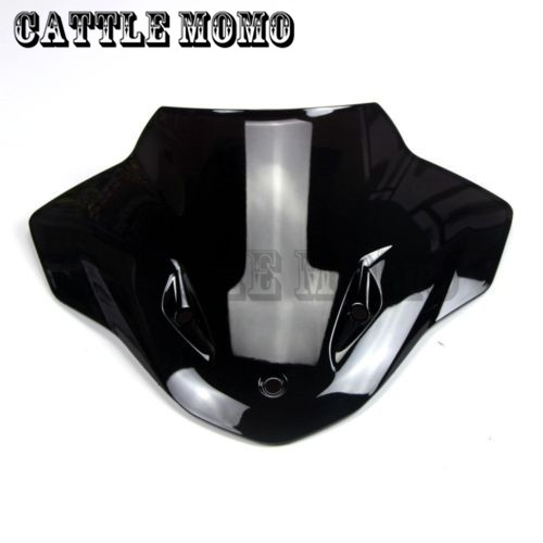 New Style Motorcycle Windscreens/Wind Deflectors For BMW S1000R S 1000R 2014 Windshield