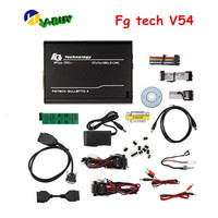 2pcs/lot Galletto V54 FG TECH V54 ECU Flasher Support BDM Function Multi Language Friendly and Easily to Use free ship