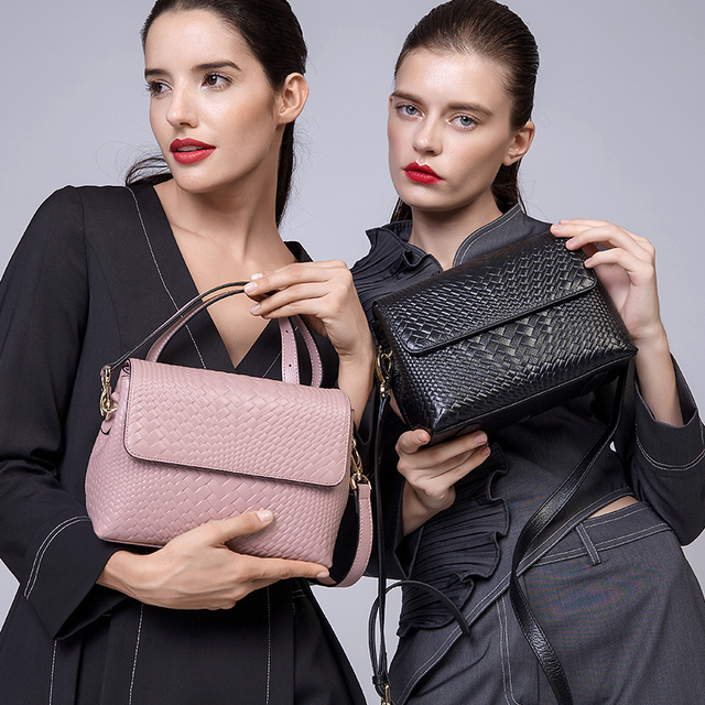 Zooler genuínos saco sacos de couro bolsas mulheres famosa marca messenger bag para lady corpo cruz 0-profit vip especial #6152