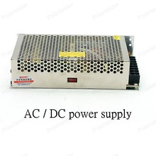 AC/DC 12V120W dual output power supply Switch LED Lighting transformer Power Supply Voltage driver for Led RGB Strip Light