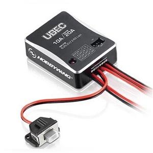 Hobbywing UBEC 10A 2-6 S Módulo UBEC-10A Modo de Comutação Externo Regulador DC-DC