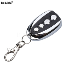 kebidu Wireless Auto Remote Control Duplicator Adjustable Frequency 433.92 MHz Gate Copy Remote Controller