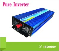 Power Inverter Pure Sine Wave 1500W DC12V,24V to AC220V high conversion,can drive TV,Fridge, home use