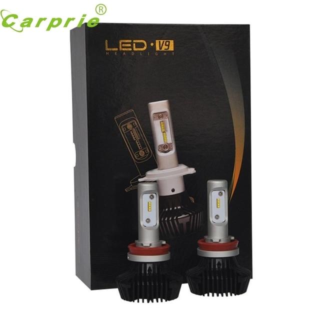 New Arrival 2PCS For Philips LED Chips 60W 12000LM H8/H9/H11 Headlight Kit Beam Bulbs 6500K nr19