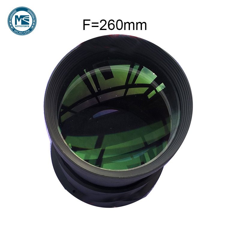 Lcd HD DIY projector lens projector kit F 260mm glass lens for HD projection LCD 5