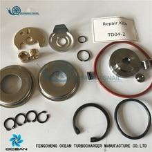 4D56 49177-01515 TD04-10T TURBOCHARGER REPAIR KITS  FOLAT BEARING/ TRUST BEARING / RING /NUT