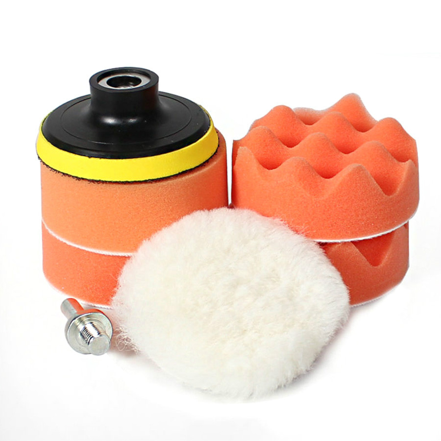 "Aliexpress.com : Buy 7pcs 3"" Car Polishing Pad Set"