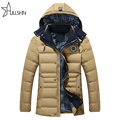 New Arrival Men's thickness Coat  Winter Outerwear Parka Men Clothes with Hoodies Thick Coats & Jackets Fashion  zl-6815