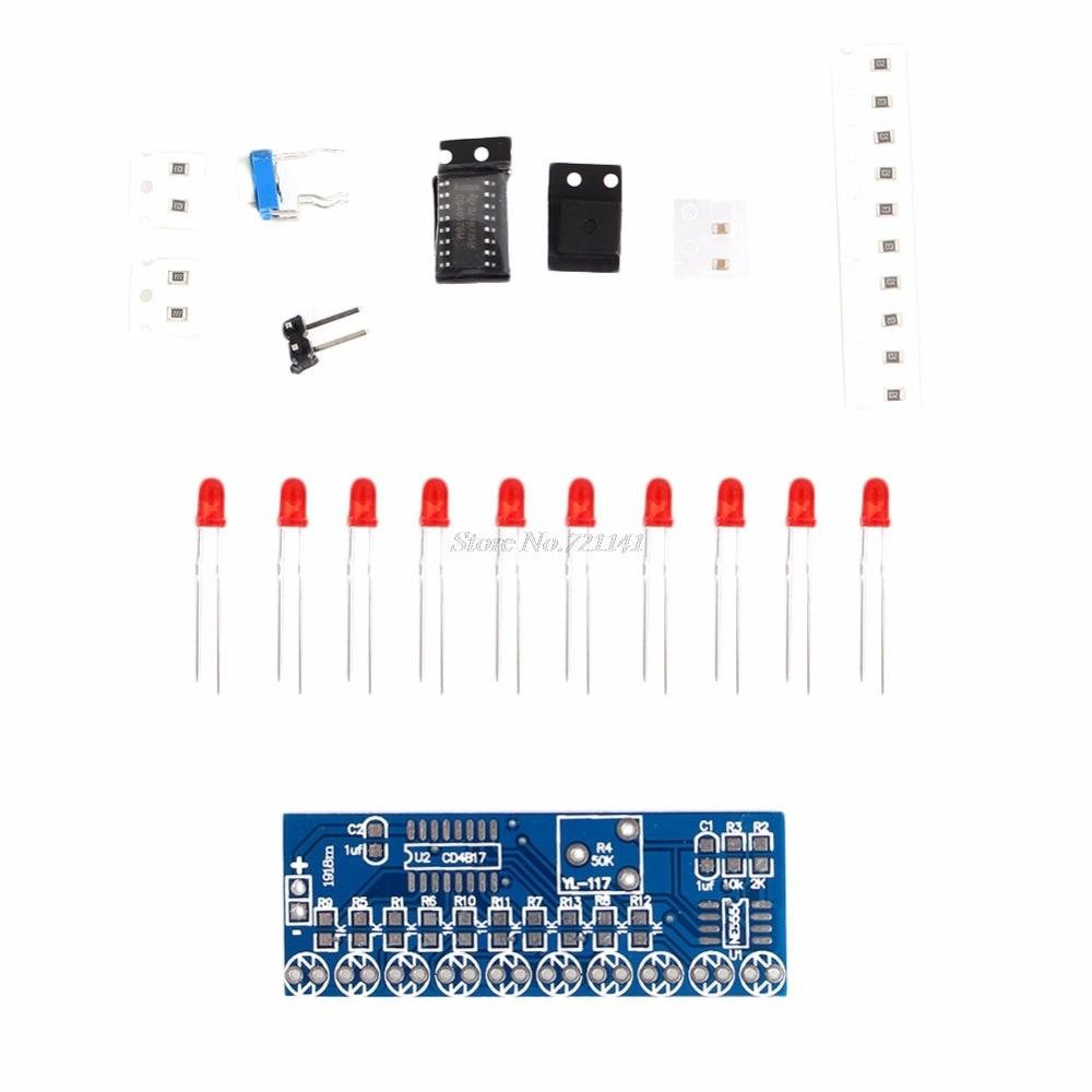 Circuito Ne555 : Ne pulse frequenza duty cycle regolabile modulo onda segnale